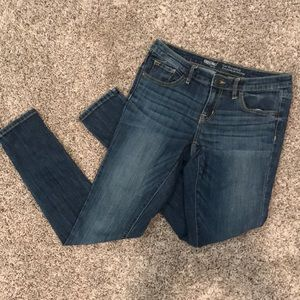 Mossimo Low Rise Skinny Jeans